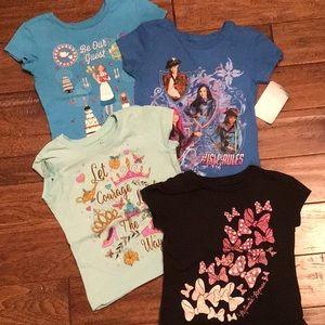 Disney t-shirts